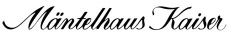 Mäntelhaus Kaiser Logo